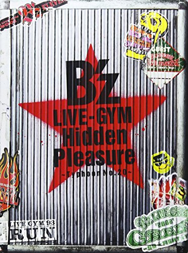 B'z LIVE-GYM Hidden Pleasure ~...