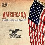 アメリカーナ - コープランド/ドヴォルザーク/バーンスタイン/マーシャル:マンドリン四重奏曲集[1CD+1BD]