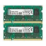 KTA-MB800K2/2G [SODIMM DDR2 PC2-6400 1GB 2枚組]