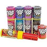 Push Pop Candy 15g Assorted Flavours - 24 Piece Bulk Value Pack