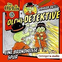 Olchi-Detektive 12. Eine brandheisse Spur (CD)