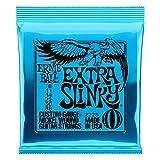 【正規品】 ERNIE BALL ギター弦 エクストラ (08-38) 2225 Extra Slinky エクストラスリンキー