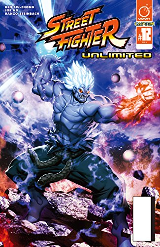 Street Fighter Unlimited #12