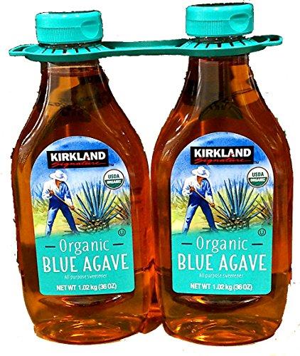 KIRKLAND カークランドシグネチャー オーガニック ブルーアガベ シロップ 1.02kg x2本