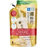 肌ラボ 極潤 ヒアルロンジュレ つめかえ用 美容液 無香料 150ミリリットル (x 1)