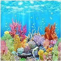 山笑の美 HD水中テレビソファ壁カスタム大壁画緑の壁紙-310X200CM