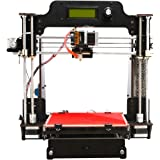 Geeetech 3D Printer,Wooden Prusa I3 Pro W Desktop 3D Printer DIY Kit with WiFi Cloud,200x200x180mm(7.9''7.9''7.1'')Printing S