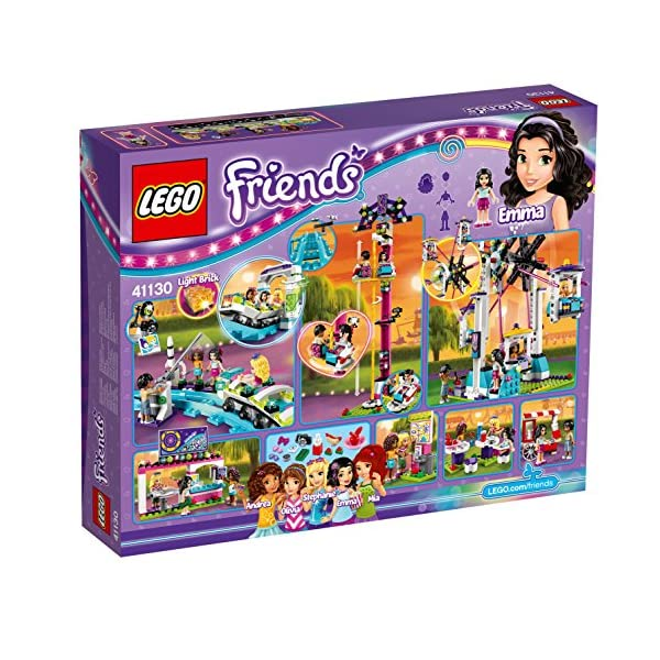 レゴ (LEGO) フレンズ 遊園地ジェットコ...の紹介画像6