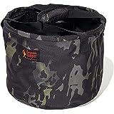 [Oregonian Camper(オレゴニアンキャンパー)] Tiny Camp Bucket BlackCamo OCB-2034