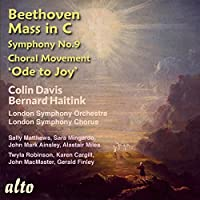Beethoven: Mass in C/Ode to Jo