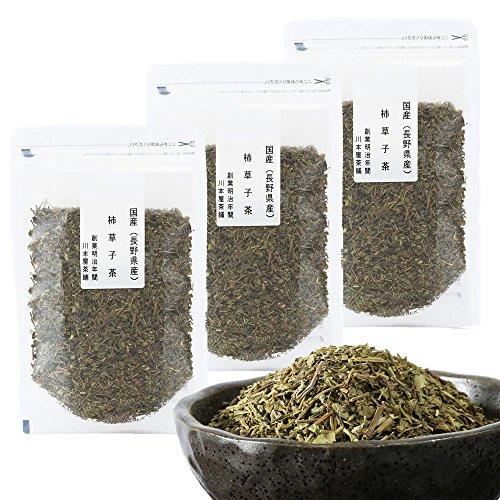 国産 長野県産 カキドオシ茶 柿草子茶 300g (100g×3袋) 川本屋茶舗