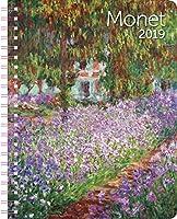 Monet Engagement Calendar 2019 [並行輸入品]