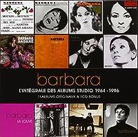 L'Integrale Des Albums Studio by BARBARA