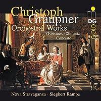 Christoph Graupner: Orchestral Works (Overtures / Sinfonias / Concerto) - Nova Stravaganza / Siegbert Rampe (2002-07-28)