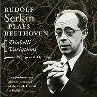 Rudolf Serkin Plays Beethoven: Diabelli Variations, Op. 120 / Piano Sonata No. 30 in E Major, Op. 109 (2007-05-08)