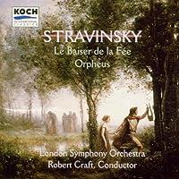 Stravinsky;Orpheus/Fairy's