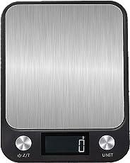Kistono デジタル台はかり 電子 はかり デジタルスケール 1g単位 最大5Kgまで計量可能