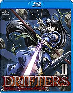 DRIFTERS 第2巻〈通常版〉 [Blu-ray]