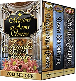 Masters At Arms Series - Volume One (Masters At Arms Boxed Sets Book 1) by [Blake, Jennifer]