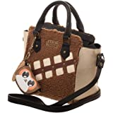 Bioworld Star Wars Ep8 Chewbacca & PORG Mini Handbag