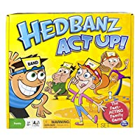 Spin Master Games Hedbanz Act Up Game by Spin Master Games