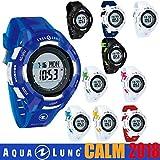 AQUA LUNG アクアラング ダイブコンピュータ カルム 腕時計 ダイビング (BK)