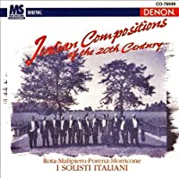 Rota etc;Italian Compositio