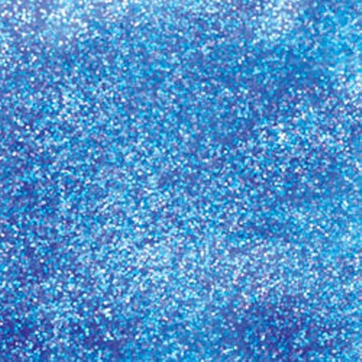 ピカエース ネイル用パウダー ラメカラーレインボー M #428 スカイブルー 0.7g