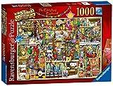 Ravensburger TheクリスマスCupboard、コリン・トンプソンジグソーパズル( 1000-piece )