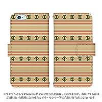 Galaxy S7 Edge SC-02H 手帳型 ケース [デザイン:design.14/マグネットハンドあり] アーノルドパーマー arnold palmer ギャラクシー スマホ カバー