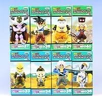 ドラゴンボールZ 組立式ワールドコレクタブルフィギュアvol.5 未来から来た少年編(全8種セット)