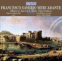 FRANCESCO SAVERIO MERCADANTE