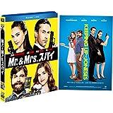 【Amazon.co.jp限定】Mr.&Mrs. スパイ 2枚組ブルーレイ&DVD (2L版ブロマイド付き)(初回生産限定) [Blu-ray]