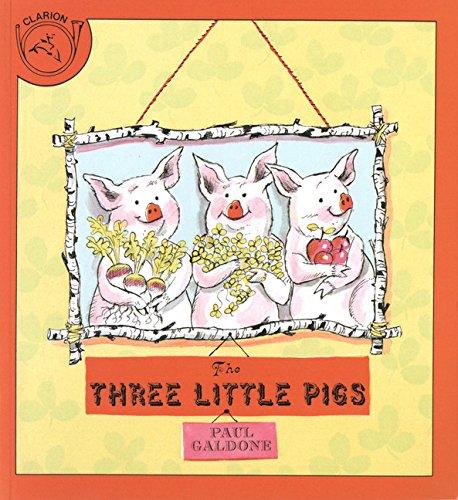 The Three Little Pigs (Paul Galdone Classics)の詳細を見る