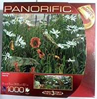 Panorific Summer Salad 1000 Peice Rod Frederick Jigsaw Puzzle By Sure Lox 39' X 15' Over 3ft Wide [並行輸入品]