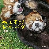 へんてこ! レッサーパンダ 画像