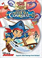 Captain Jake & the Neverland Pirates: Great Never [DVD] [Import]
