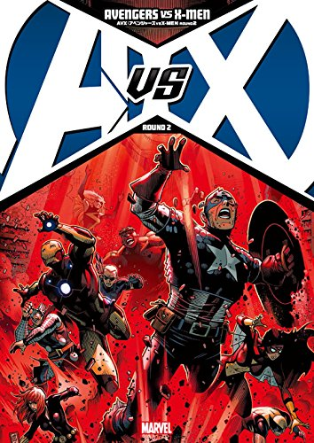 AVX:アベンジャーズ VS X-MEN ROUND2 (MARVEL)の詳細を見る