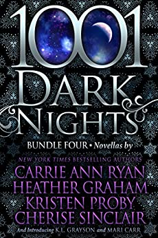 1001 Dark Nights: Bundle Four by [Ryan, Carrie Ann, Graham, Heather, Proby, Kristen, Sinclair, Cherise, Grayson, K.L., Carr, Mari]