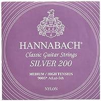 HANNABACH シルバー200 E9005MHT A 5弦
