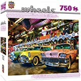 MasterPieces Wheels - Three Beauties 750pc Puzzle