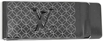 (ルイヴィトン) LOUIS VUITTON マネークリップ 札ばさみ パンス・ビエ・シャンゼリゼ シルバー M65041 [並行輸入品]
