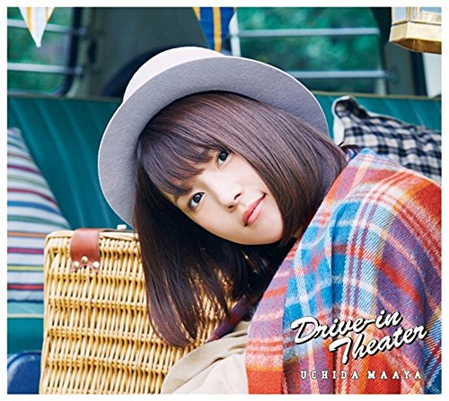 内田真礼 MINI ALBUM Drive-in Theater(BD付・初回限定盤)(CD+BD+PHOTOBOOK)