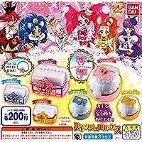 キラキラ☆プリキュアアラモード スイーツジュエルケース 全6種セット ガチャガチャ