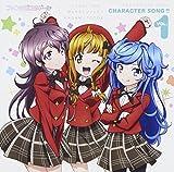 ファンタジスタドール Character Song !! vol.1 (鵜野うずめ、羽月まない、戸取かがみ)