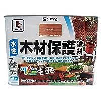 コーナンオリジナル ○水性木材保護塗料 マホガニー 7L マホガニー