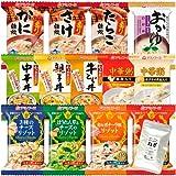 アマノフーズ フリーズドライ ご飯もの 13種類 小袋ねぎ1袋 セット