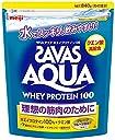 ザバス(SAVAS) アクアホエイプロテイン100 クエン酸 グレープフルーツ風味【40食分】 840g