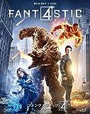 ファンタスティック・フォー 2枚組ブルーレイ&DVD〔初回生産限定〕[Blu-ray/ブルーレイ]