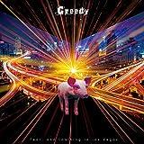 【Amazon.co.jp限定】Greedy【初回生産限定盤A】(CD+DVD)(3連ラバー・バンド付き)